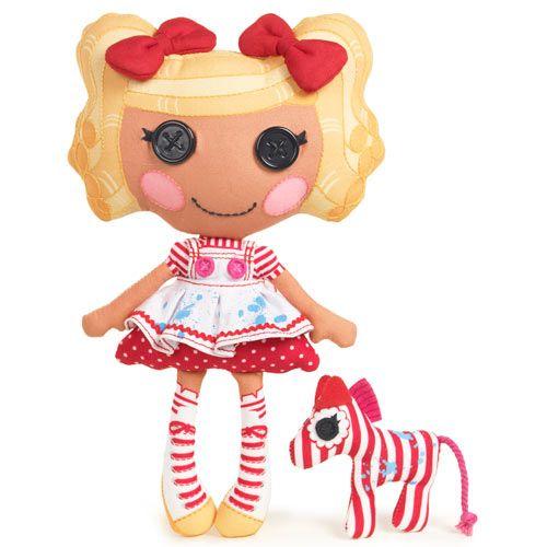 Lalaloopsy мягкие куклы - Всплеск Пятно Журчать