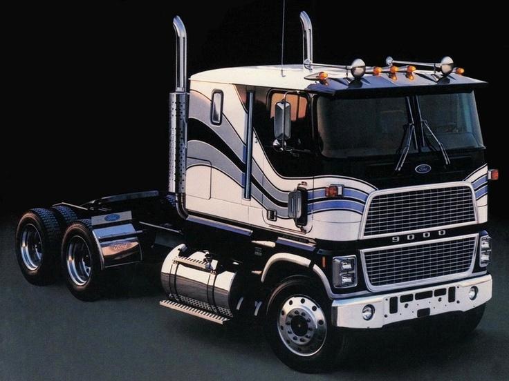Ford L9000 Coe Trucks