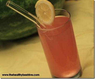 Watermelon Mint Lemonade | Drink Ideas | Pinterest