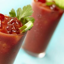 The Bloody Mary is a popular tomato and vodka drink that is as spicy ...