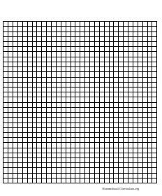Graph Paper Template 8.5 X 11 Printable graph paper