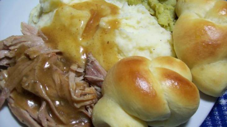 Crock-Pot Roast Pork