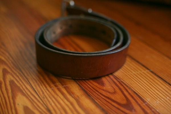 Three Years Later: Corter Utility Belt - Simplethreads   Anchor Division