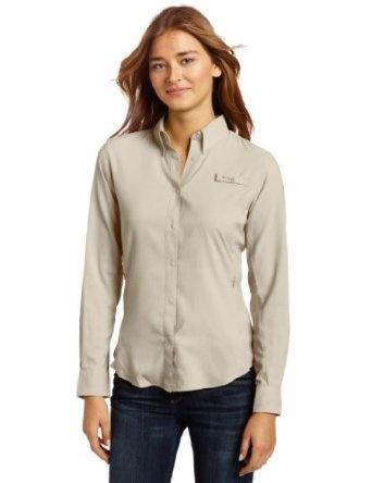 Columbia Women's Tamiami II Long Sleeve Shirt --- http://www.pinterest