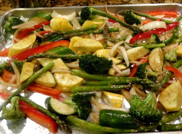 Oven Roasted Vegetables: Photo - 5 | Just A Pinch Recipes
