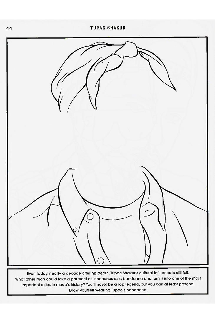 Bun b coloring pages