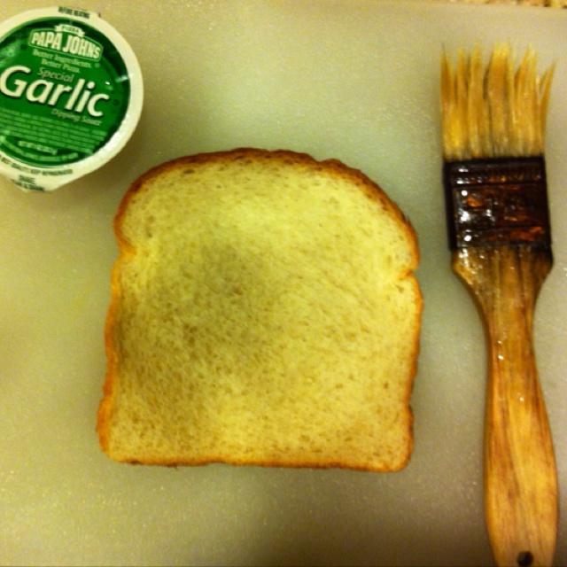 Oven Toaster Toaster Oven Garlic Bread