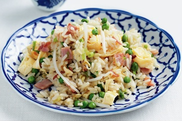 ... Chinese New Year with classic fried rice that is easy to make at home