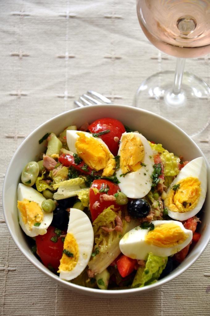 Classic Nicoise salad | Food, Glorious Food! | Pinterest