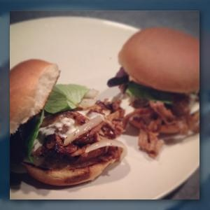 "Beef gorgonzola sliders | On my ""To Make"" List | Pinterest"