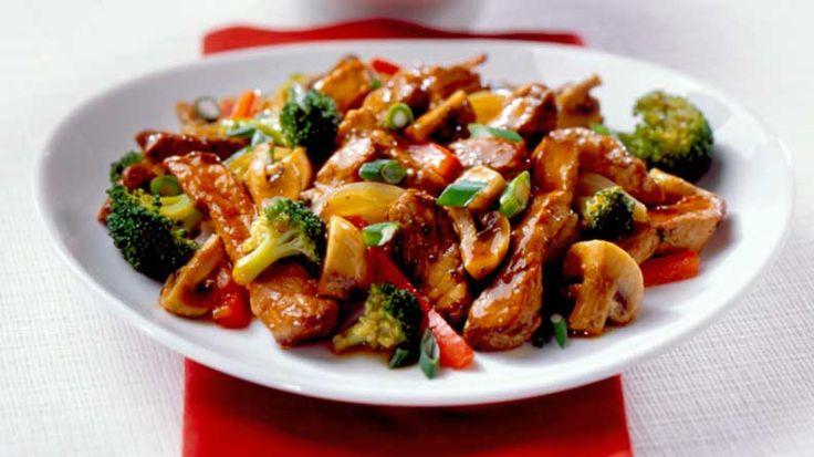 Szechuan Beef Stir-Fry   House of TsangSzechuan Beef