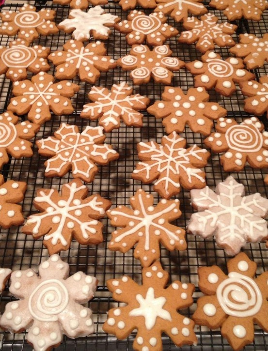 Butterscotch Ginger Bread Cookies | Delicious | Pinterest