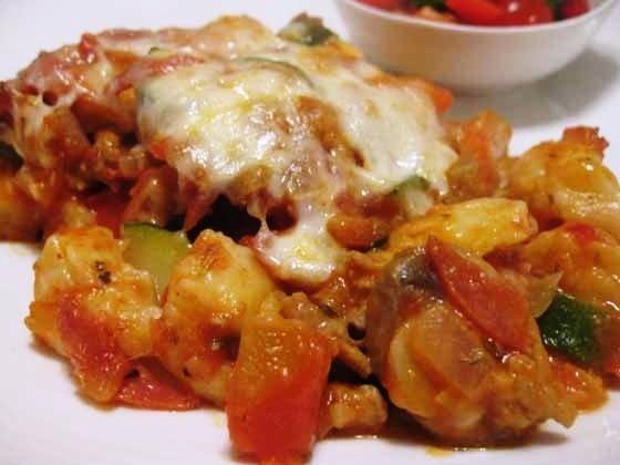 Bubble-Up Pizza Casserole | Eats | Pinterest
