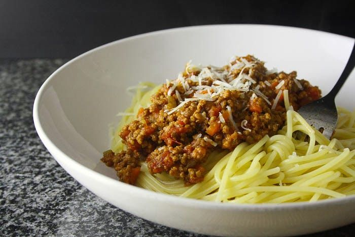 New Style' Ragu alla Bolognese | Also known as sustenance ...