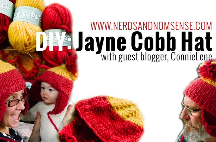 Jayne Cobb Hat Free Crochet Pattern : The Cunning Jayne Cobb Hat LIDS Pinterest