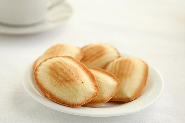 Vanilla Madeleines | Cookies | Pinterest