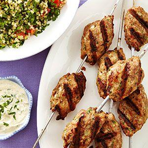 Persian Turkey Kofta Kebabs Recipes — Dishmaps