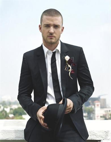JT! i just love his style and the way he dances.