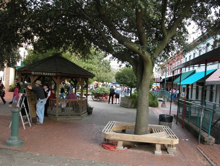 City market savannah ga shopping and good food my for Fish market savannah ga