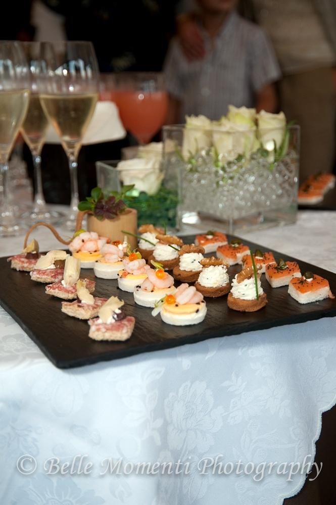 italian canapes real wedding food pinterest. Black Bedroom Furniture Sets. Home Design Ideas