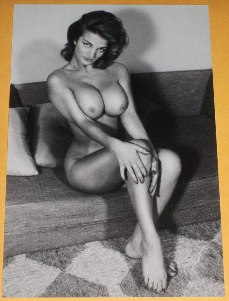 Vintage women Sexy nude