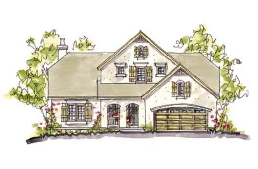 House Plan Cute Cottage House Plans Pinterest