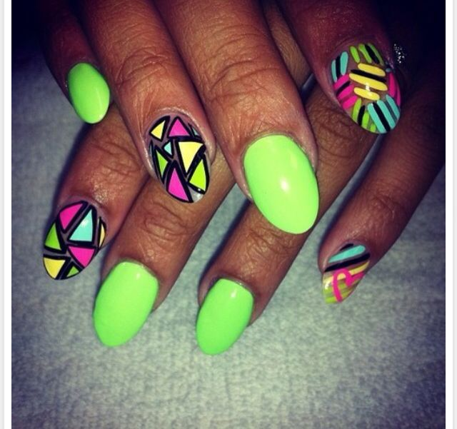 Nail designs. Nails gone wild. | Nails gone wild ;) | Pinterest