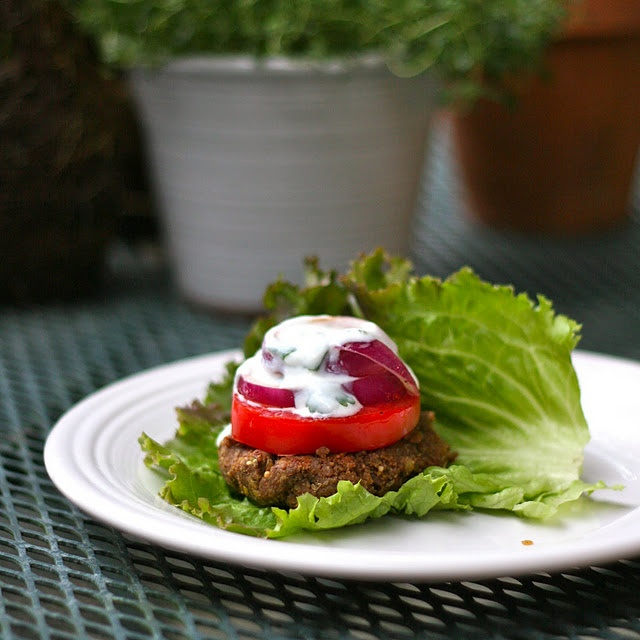 lentil walnut burgers | Skinny eating | Pinterest