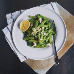 Spinach-Basil Pesto Penne   ♡ doing dinner ♡   Pinterest