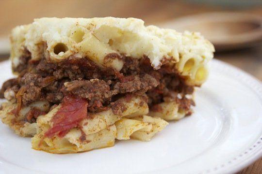 Pastitsio (Greek Pasta Bake) | Recipe