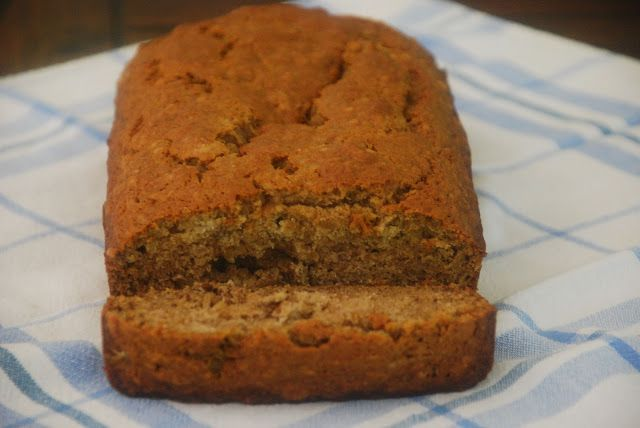 """Tomatoes on the Vine: Not Your Mama's - """"Jacked-Up"""" Banana Bread"""