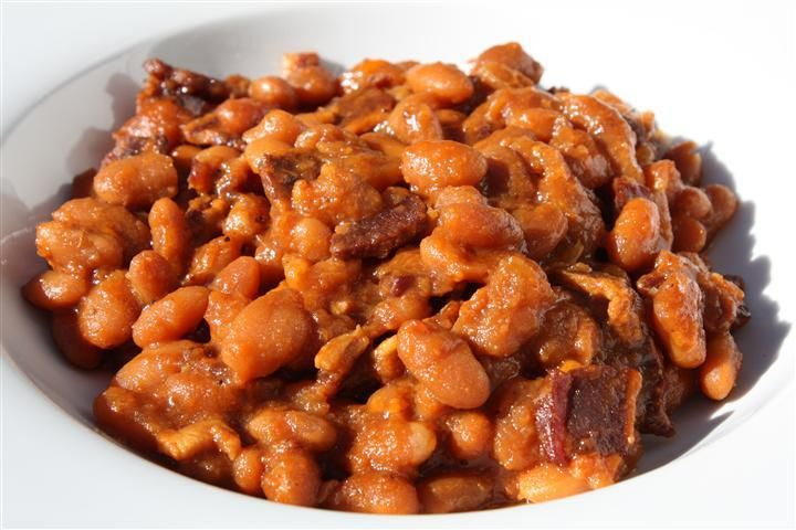 Maple Baked Beans | Food-Vegetables & Side Dishes | Pinterest