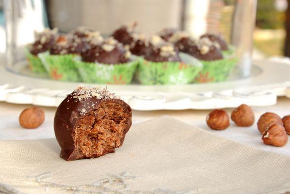 Tipsy Nutella Balls | Recipes | Pinterest