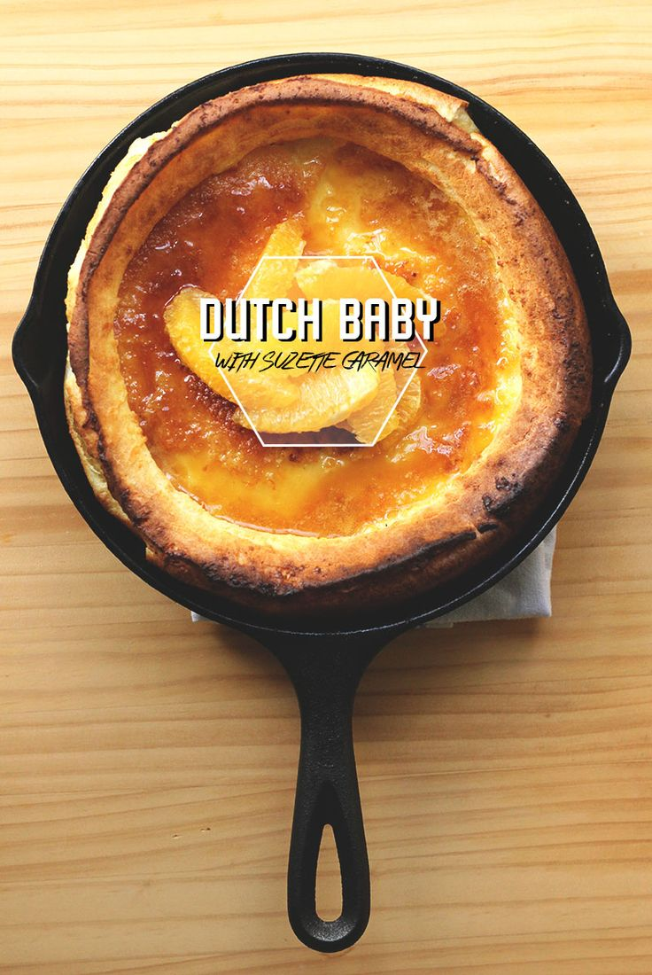 dutch baby dutch baby with apple cranberry compote peach dutch baby ...