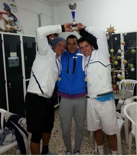 Η Ακαδημία Αντισφαίρισης Νάουσας στη Β' Εθνική Κατηγορία συλλόγων