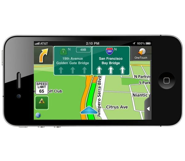 iphone app that gps tracking