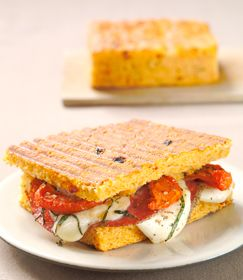 Panini Pepperoni | Croque's - Panini's- Broodjes-Wraps | Pinterest