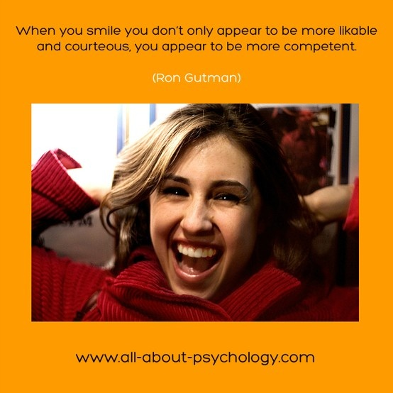 ron gutman the hidden power Those are just quick tidbits of research and advice shared by ron gutman in this 7-minute ted talk: in case you can't see it here the hidden power of smiling.
