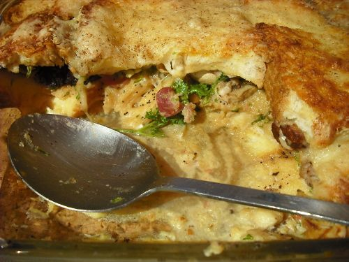 Full English bread pudding | PIE & Puddings | Pinterest