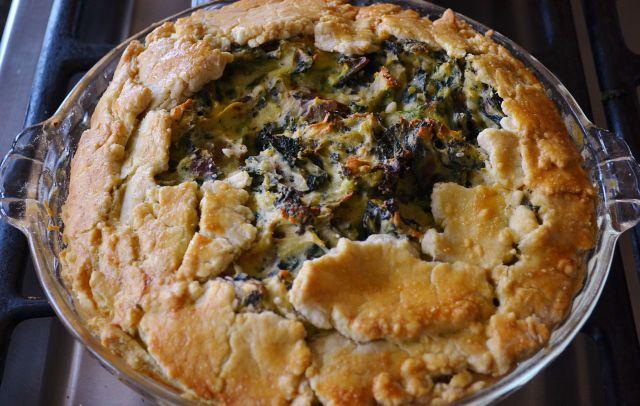 Rustic Sweet Potato, Apple And Chestnut Tartlets Recipes — Dishmaps