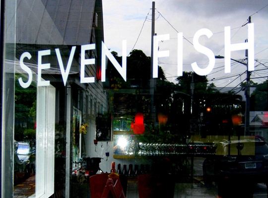 Seven fish key west florida keys trip pinterest for Seven fish key west fl