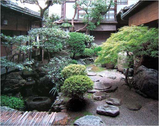 Japanese Rock Garden Japanese Garden Ideas Pinterest