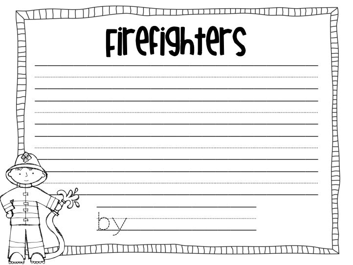 essay about firefighters
