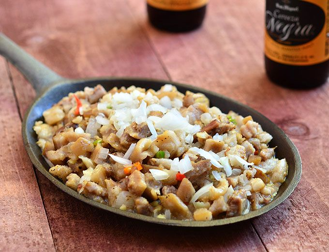 Sisig (Filipino Sizzling Pork) Recipes — Dishmaps