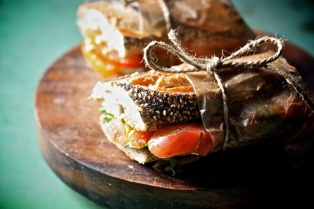 Heirloom Tomato Sandwich | Picnic: Food | Pinterest