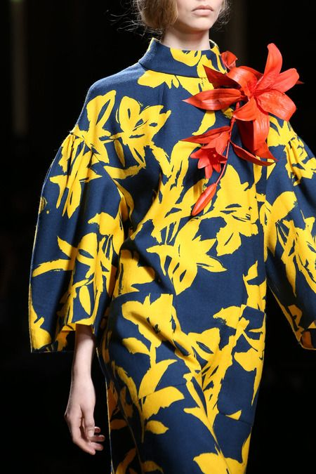 Dries Van Noten | Fall 2014 Ready-to-Wear Collection