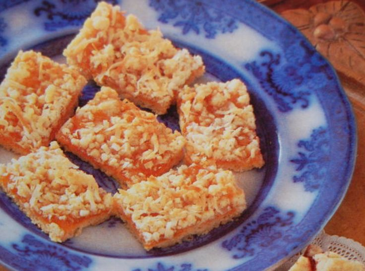 APRICOT OATMEAL BARS | Breakfast Recipes | Pinterest