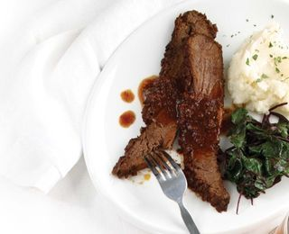 Oven Barbecued Beef Brisket I Recipe — Dishmaps