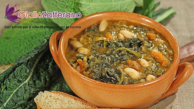 ... amazing! Authentic Tuscan Ribollita recipe from GialloZafferano.com
