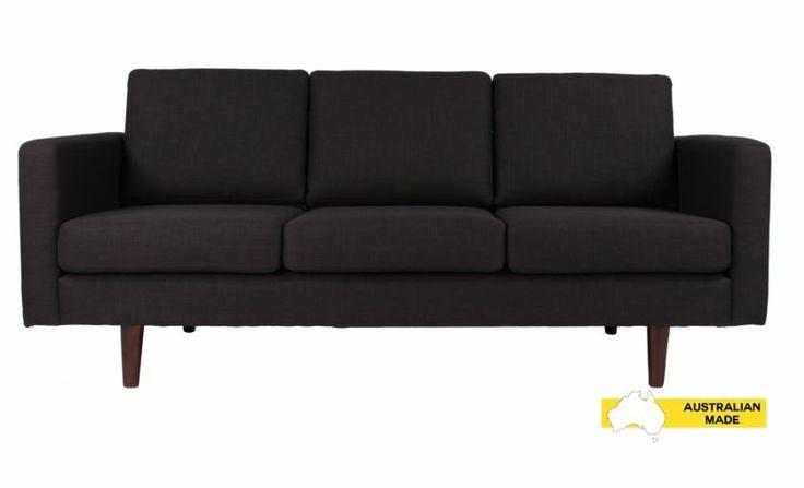 The Matt Blatt Bernard 3 Seater Sofa - Made in Australia